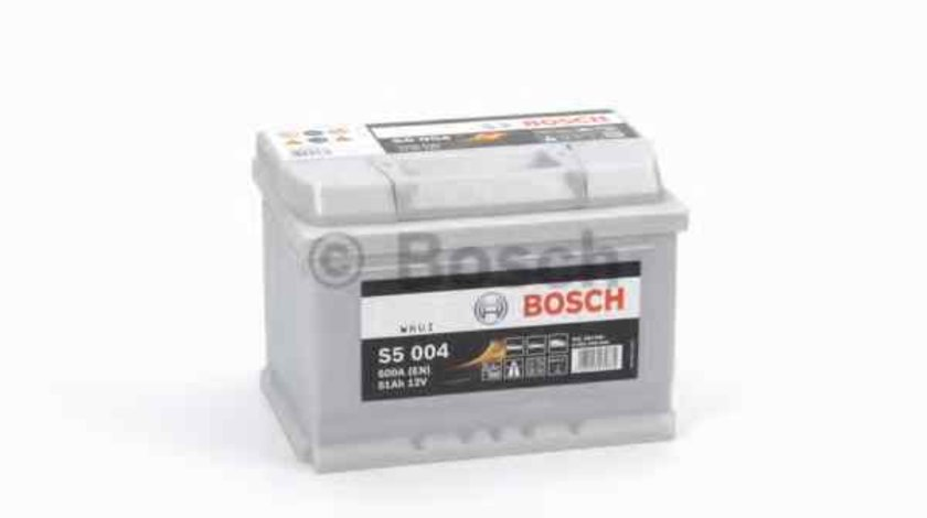 Baterie de pornire AUDI 80 (8C, B4) Producator BOSCH 0 092 S50 040