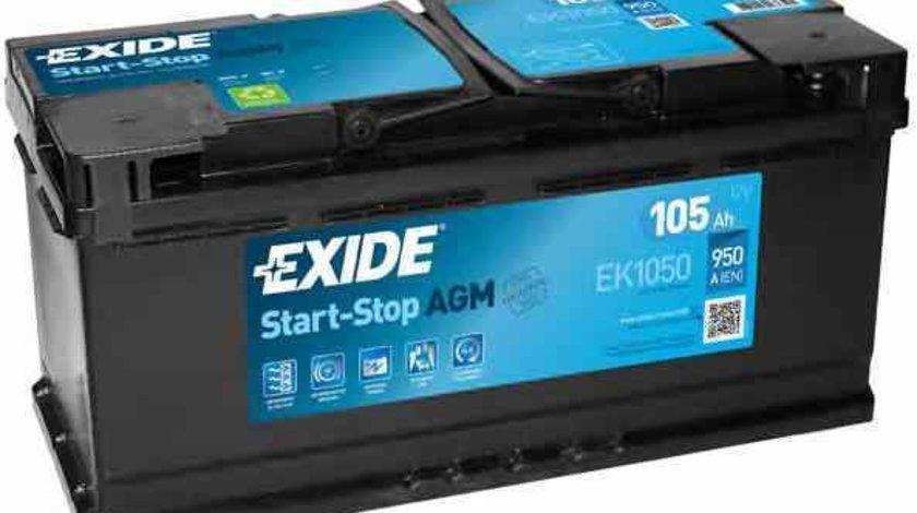 Baterie de pornire AUDI Q7 (4L) EXIDE EK1050