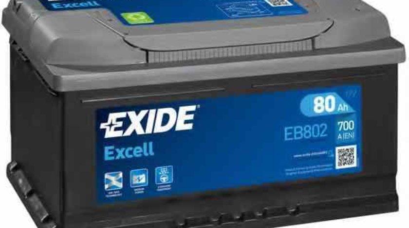 Baterie de pornire BMW 3 Compact (E36) Producator EXIDE EB802