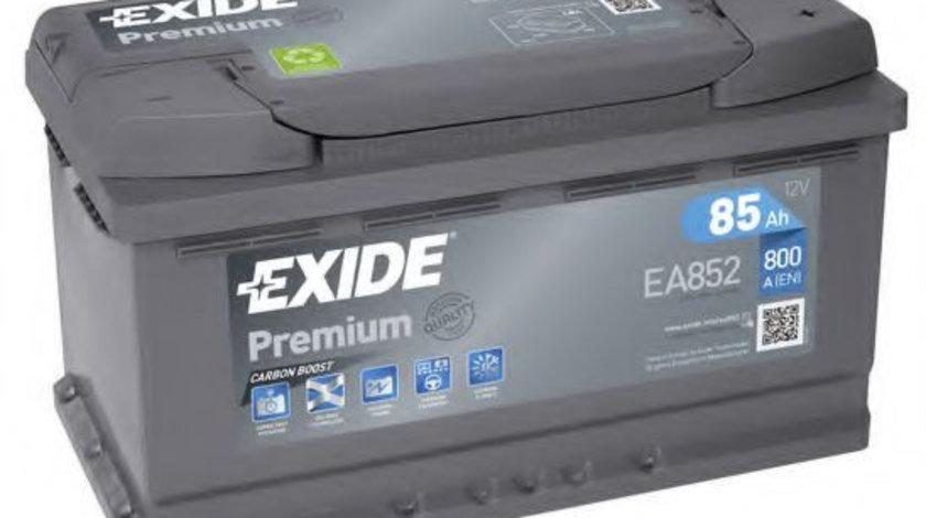 Baterie de pornire BMW X3 (E83) (2004 - 2011) EXIDE _EA852 piesa NOUA