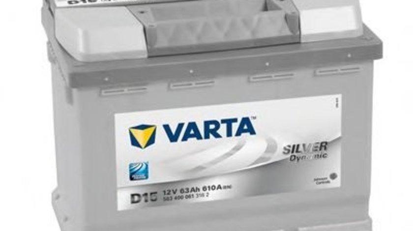 Baterie de pornire BMW X3 (E83) (2004 - 2011) VARTA 5634000613162 piesa NOUA