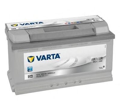 Baterie de pornire BMW X3 (E83) (2004 - 2011) VARTA 6004020833162 piesa NOUA