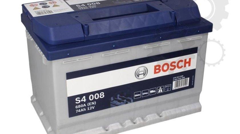 Baterie de pornire Bosch S4 argint 72ah 680a