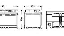 Baterie de pornire FIAT DOBLO Combi (263) (2010 - ...