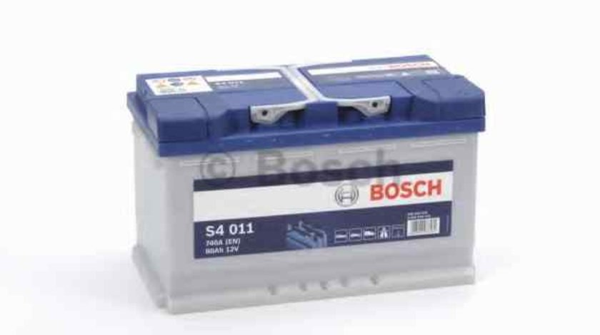 Baterie de pornire FORD TRANSIT CONNECT caroserie BOSCH 0 092 S40 110