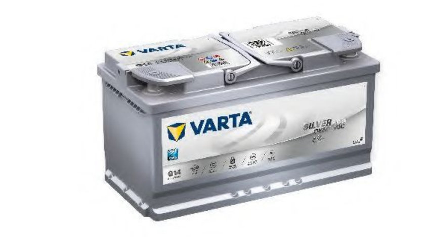 Baterie de pornire JEEP COMPASS (MK49) (2006 - 2016) VARTA 595901085D852 piesa NOUA