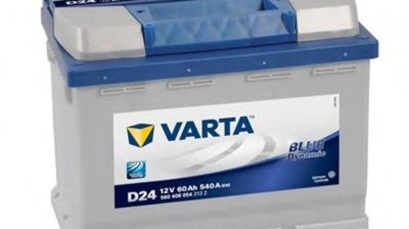 Baterie de pornire KIA MAGENTIS (MG) (2005 - 2016) VARTA 5604080543132 piesa NOUA