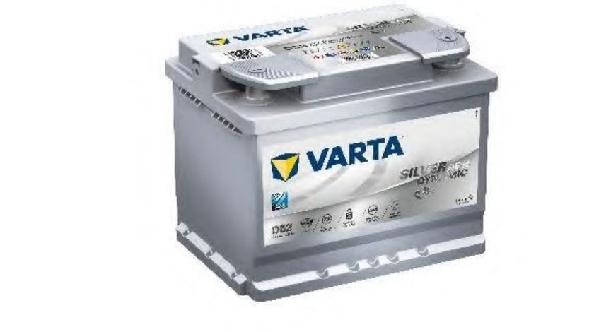 Baterie de pornire KIA MAGENTIS (MG) (2005 - 2016) VARTA 560901068D852 piesa NOUA