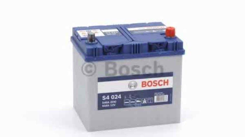 Baterie de pornire MAZDA XEDOS 6 CA Producator BOSCH 0 092 S40 240