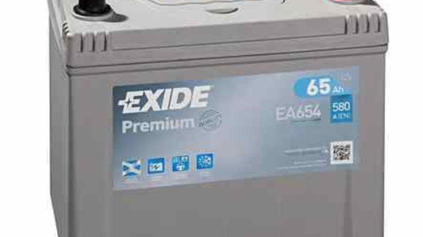 Baterie de pornire MAZDA XEDOS 6 CA Producator EXIDE EA654