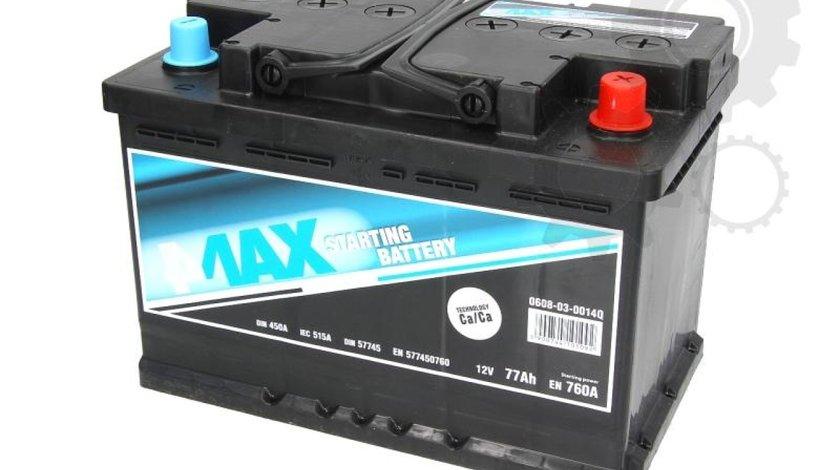 Baterie de pornire MERCEDES-BENZ COUPE (C123) Producator 4MAX 0608-03-0014Q