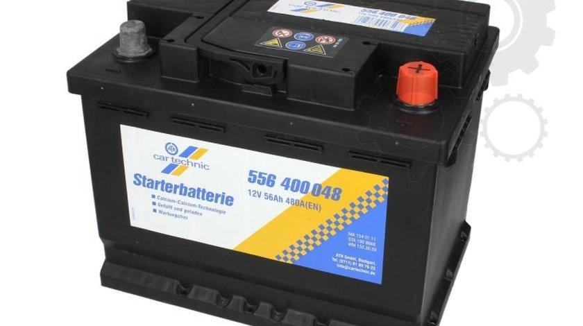 Baterie de pornire MERCEDES-BENZ COUPE (C123) Producator CARTECHNIC 556400048