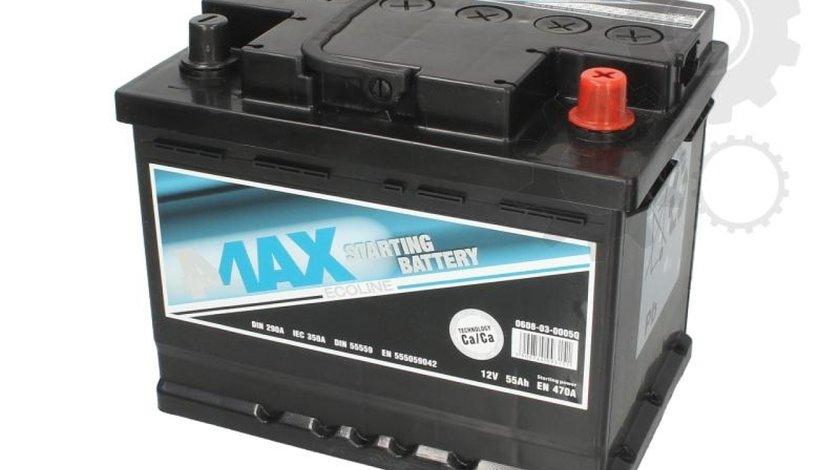 Baterie de pornire MERCEDES-BENZ COUPE (C123) Producator 4MAX 0608-03-0005Q