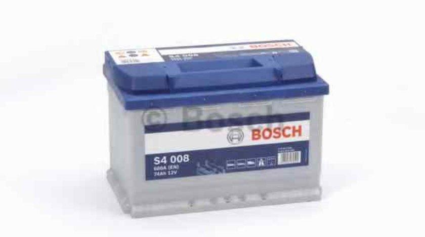 Baterie de pornire MERCEDES-BENZ COUPE (C123) Producator BOSCH 0 092 S40 080