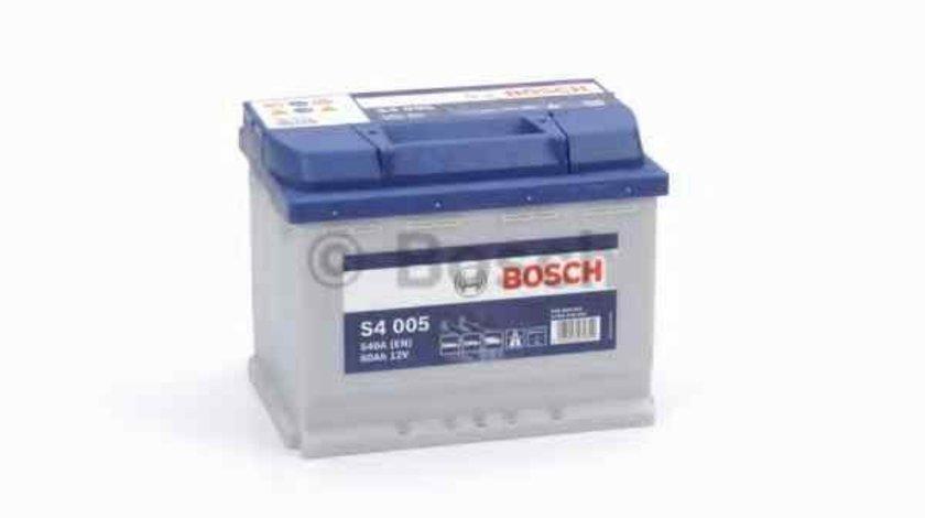 Baterie de pornire MERCEDES-BENZ COUPE (C123) Producator BOSCH 0 092 S40 050
