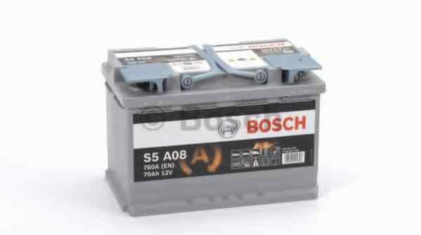 Baterie de pornire MERCEDES-BENZ COUPE (C123) Producator BOSCH 0 092 S5A 080