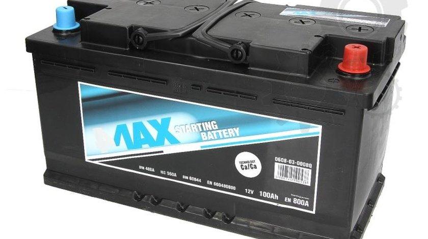 Baterie de pornire MERCEDES-BENZ COUPE C123 Producator 4MAX 0608-03-0008Q