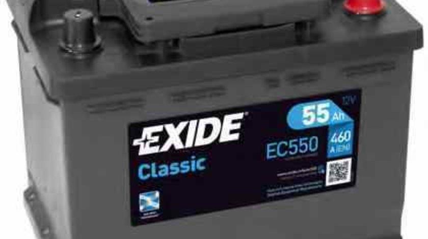 Baterie de pornire MERCEDES-BENZ COUPE (C123) Producator EXIDE EC550