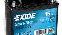Baterie de pornire MERCEDES-BENZ E-CLASS W212 EXID...