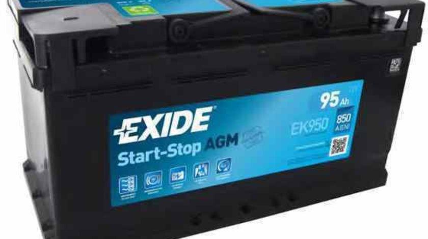 Baterie de pornire MERCEDES-BENZ G-CLASS (W463) Producator EXIDE EK950