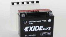 Baterie de pornire MOTO GUZZI MC V 11 EXIDE YTX15L...