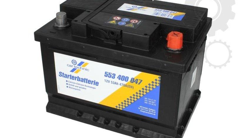 Baterie de pornire OPEL COMBO 71 Producator CARTECHNIC 553400047