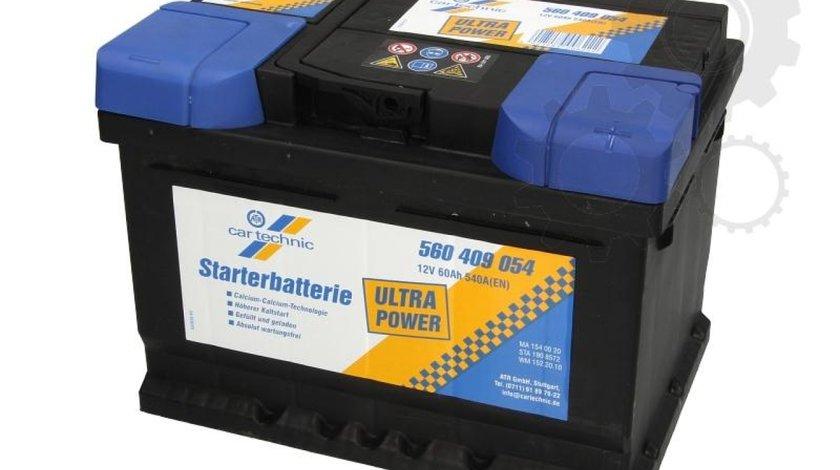 Baterie de pornire OPEL COMBO 71 Producator CARTECHNIC 560409054
