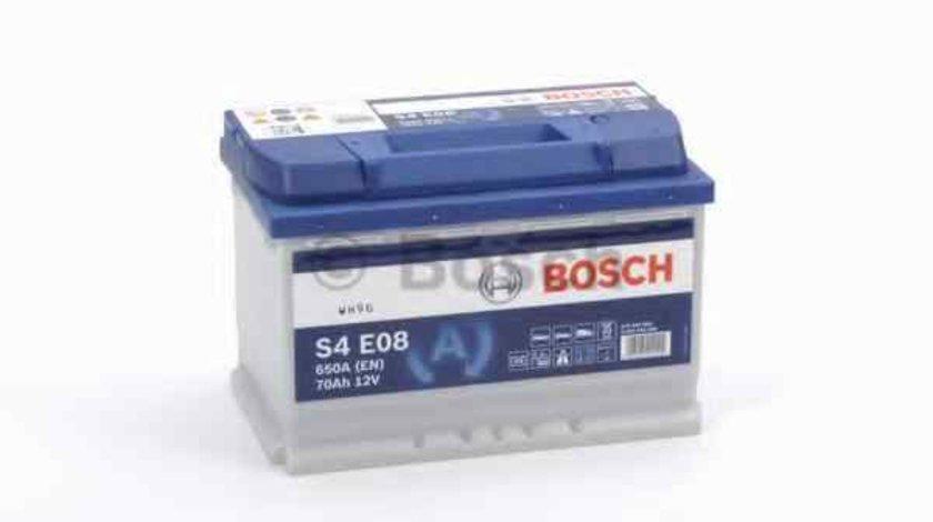 Baterie de pornire RENAULT MEGANE III Grandtour (KZ0/1) BOSCH 0 092 S4E 080