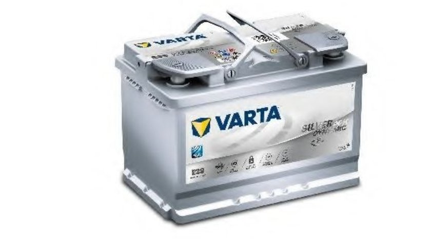 Baterie de pornire VW CADDY IV Caroserie (SAA, SAH) (2015 - 2016) VARTA 570901076D852 piesa NOUA