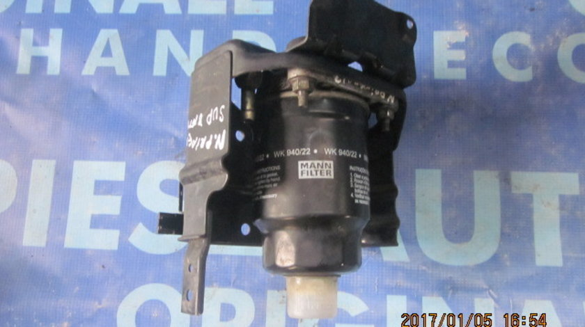 Baterie filtru motorina Nissan Primera