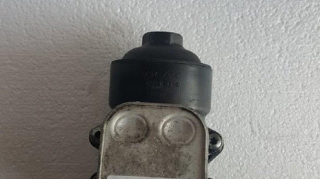 Baterie filtru ulei cu racitor ulei cod 03l115389c vw crafter 2.0 tdi ckub 163 cai