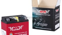 Baterie moto, scuter, ATV 12v - 5Ah WTX5L-BS