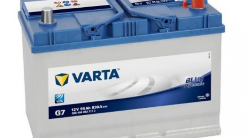 Baterie Varta Blue 95Ah G7 5954040833132