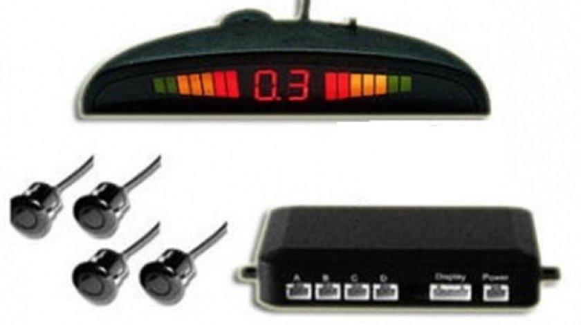 Bax 10 SETURI - Senzori parcare afisaj si sunet COD 4001 VistaCar