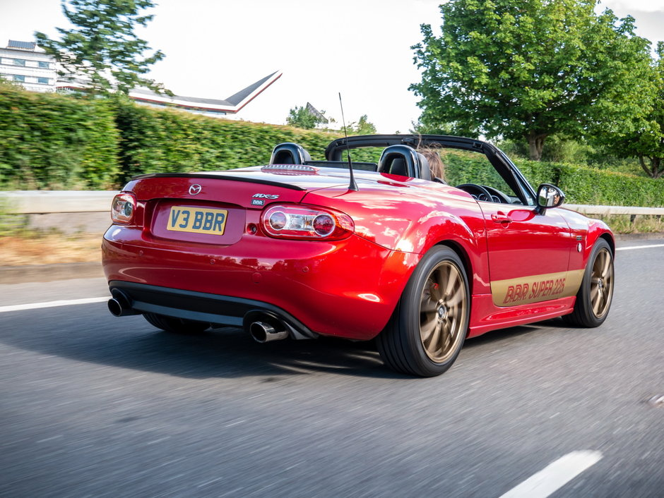 BBR Super 225 Mazda MX-5