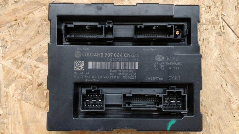 BCM2 Audi A8 D4 4H 4H0907064CN // 5DK010565 -03