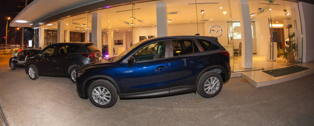 BDT Mazda a deschis un nou showroom in Bucuresti