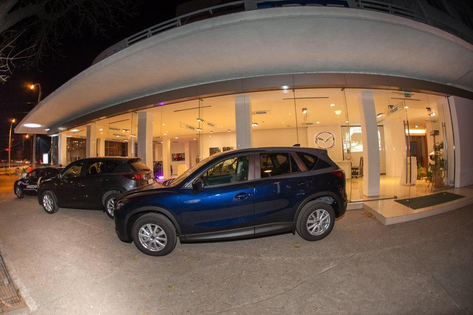BDT Mazda a deschis un nou showroom in Bucuresti