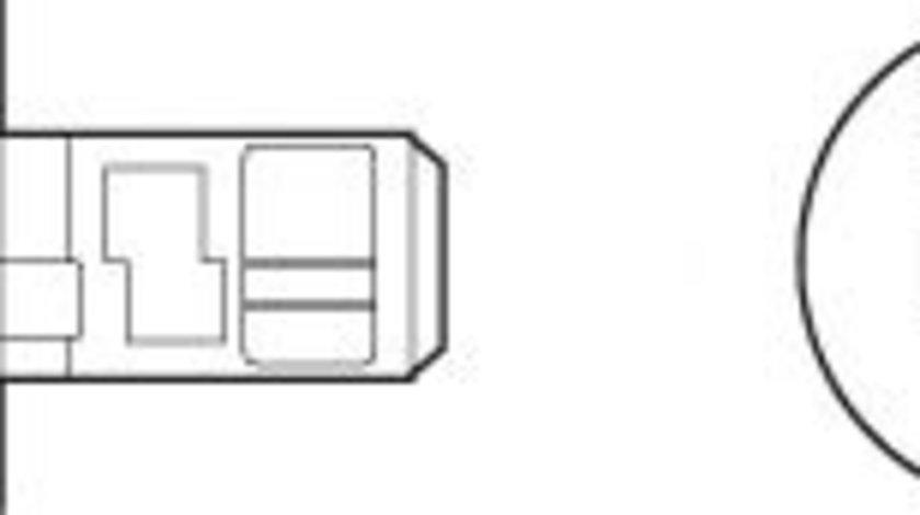 Bec, far faza lunga LEXUS LS (UCF10) (1989 - 1995) VALEO 032505 piesa NOUA