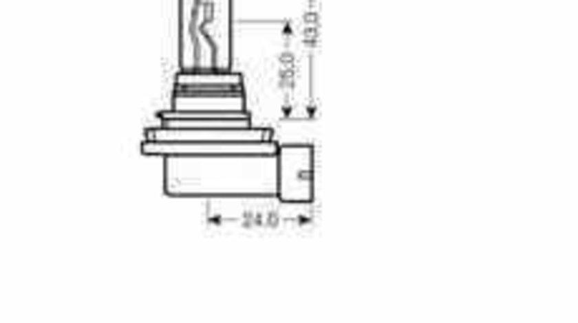 Bec, far faza lunga MERCEDES-BENZ G-CLASS (W463) Producator OSRAM 64211NBU