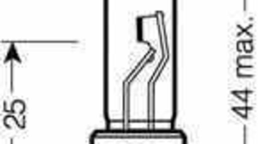 Bec, far faza lunga MERCEDES-BENZ S-CLASS cupe (C140) Producator OSRAM 64210NBU-01B
