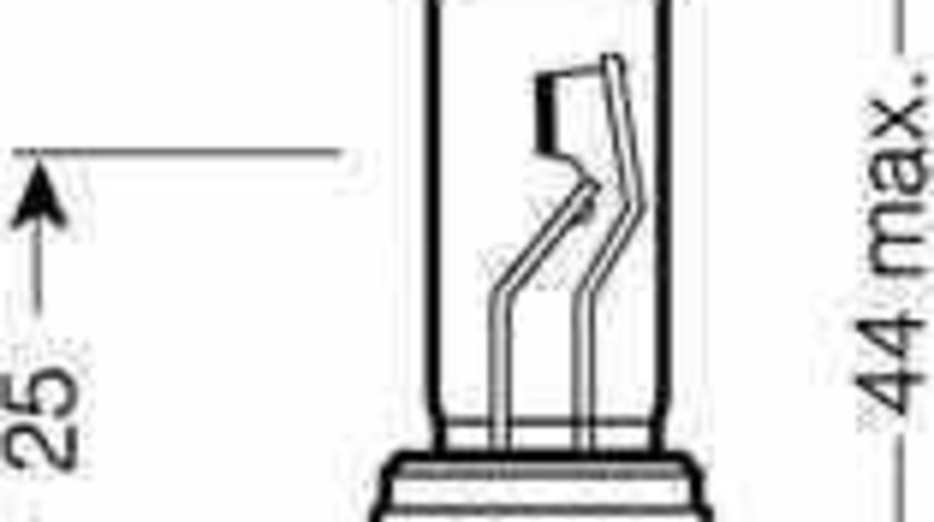 Bec, far faza lunga MERCEDES-BENZ S-CLASS cupe (C140) Producator OSRAM 64210XR-02B