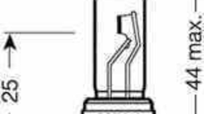 Bec, far faza lunga MERCEDES-BENZ S-CLASS cupe (C140) Producator OSRAM 64210NR1-02B