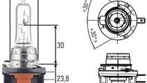 Bec, far faza lunga VW GOLF ALLTRACK (BA5) HELLA 8...