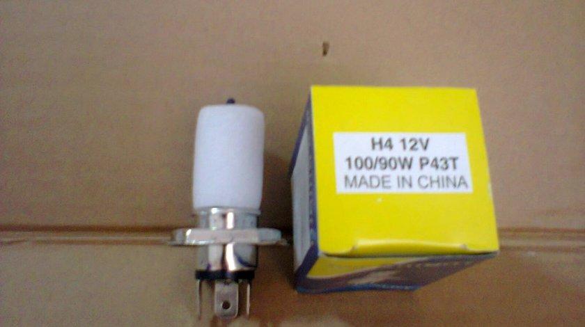 BEC HALOGEN H4 12V 100/90W P43T