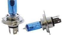 Bec imitatie xenon H4 P43 24V ( set 2 buc.) VistaC...