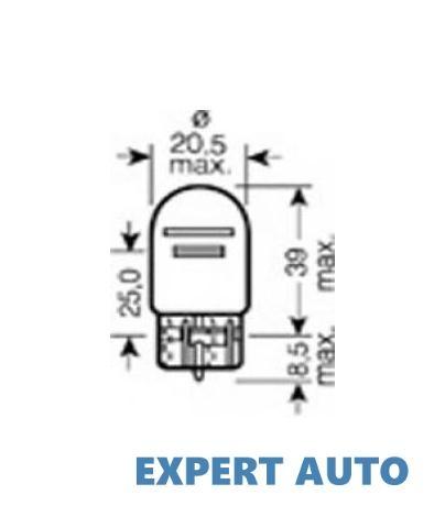 Bec lampa frana / lampa spate Opel Astra J (2009->)[P10] #3 7515