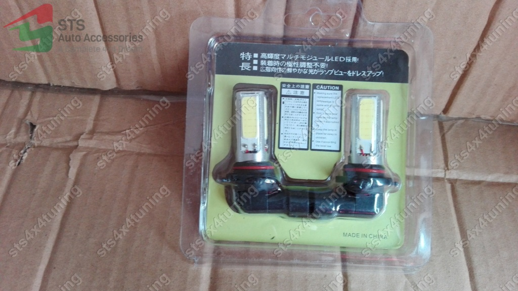 BEC LED HIGH POWER HB4 9006 7.5W