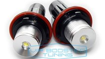 BEC Led marker ANGEL EYES Alb 12W BMW E60/ E61