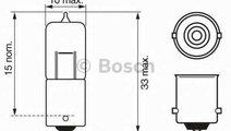 Bec,lumini de stationare BMW 5 Touring (E39) BOSCH...